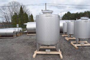 2500 liter i syrafast 316