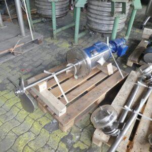 Omrörare Ekato 0,75 KW