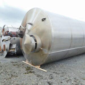 50000 liter i rostfritt 304