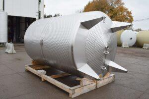 10300 liter i Syrafast 316