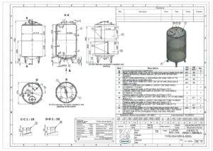 5200 liter i Syrafast 316