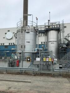 61000 liter tank i stål