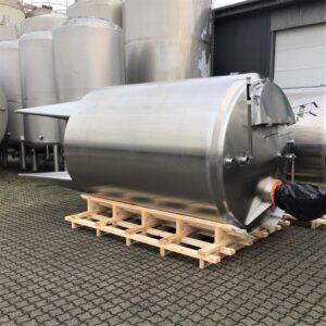 6000 liter tank i Syrafast 316