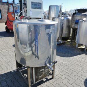 420 liter tank i Rostfritt 304