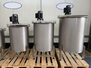330 liter tank i Syrafast 316