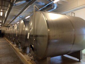 16000 liter tank i Syrafast 316