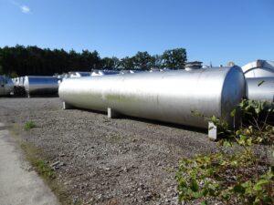 29000 liter tank i Rustfritt 304