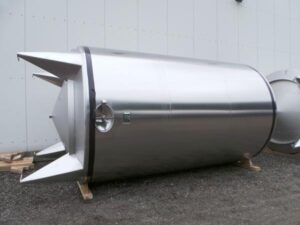 32700 liter tank i Rostfritt 304